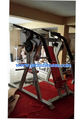 shoulder press multi incline free weight
