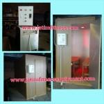 sauna room,sauna mesin + panel otomatis