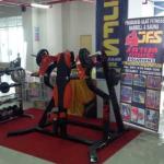 shoulder press strenght weight/alat fitness murah berkualitas