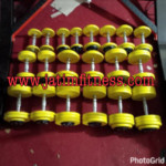 Dumbell plate ( request colour )