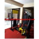 Innerouter mesin produksi alat fitness